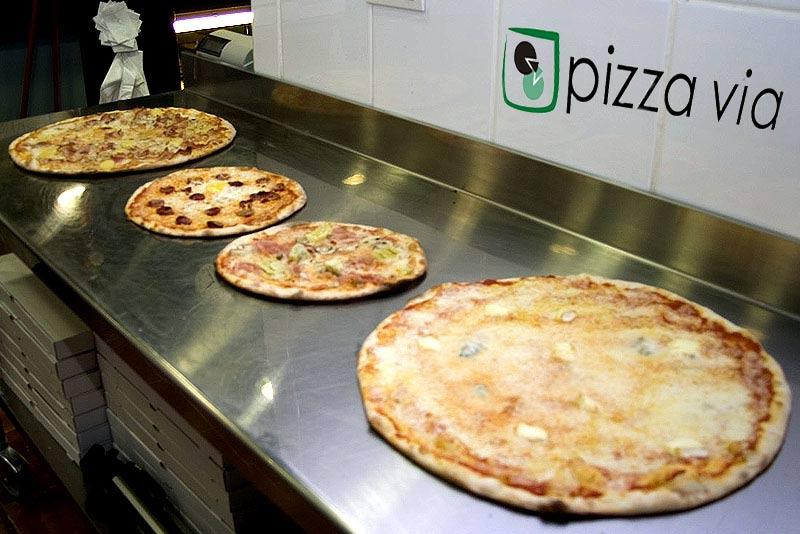 Eventos | Pizzavia